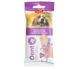 Biff Dent лакомство жевательные снеки для чистки зубов, для собак средних пород всех возрастов, со вкусом ягненка, в упаковке 2шт, 50гр (00977)