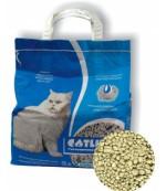Catlitter гигиенический наполнитель для кошачьих туалетов, комкующийся, минеральные гранулы, 5л (32422)