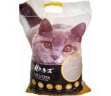 Cat Litter гигиенический наполнитель для кошачьих туалетов, комкующийся, 5кг (00103)