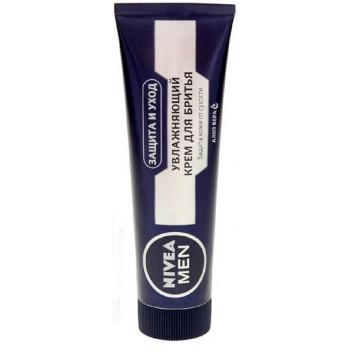 Nivea Men крем для бритья, увлажняющий, Защита и уход, 100мл (69048)
