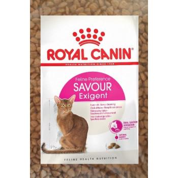 Royal Canin Savour Exigent сухой корм для привередливых взрослых кошек в возрасте старше 1 года, фасованный, 500гр (21660-)