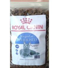 Royal  Canin Sterilised сухой полнорационный сбалансированный корм для взрослых стерилизованных кошек, фасованный, 500гр (77303)