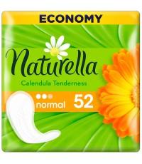 Naturella Calendula Tenderness ежедневные прокладки, нежность календулы, 2 капли, 52шт (03845)