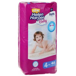 Helen Harper Maxi #4 детские подгузники-трусики, 8-13кг, 44шт (31703)