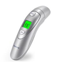 Metene цифровой инфракрасный термометр, бесконтактный, для ушей и лба, 1шт (15U7J)