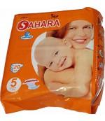 Sahara Junior #5 подгузники, 11-25кг, 20шт (50154)