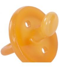 Baby Nova латексная пустышка #3, ортодонтическая, 18+ месяцев, 1шт (01804)