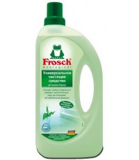 Frosch универсальное чистящее средство, ph-нейтральная формула, 1000мл (71009)