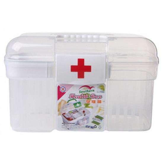 Контейнер для аптечки, пластиковый, 3,2 л (19981)