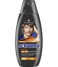 Schauma Men спорт энергия-шампунь, для волос и тела, 380мл (81828)