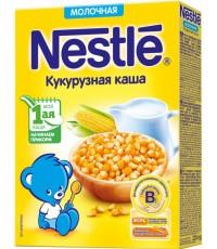 Nestle каша молочная, кукурузная, с 5 месяцев, 220гр (00539)