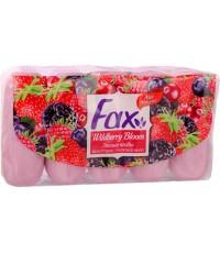 Fax туалетное мыло, Лесные ягоды, 5шт x 70гр (81155)