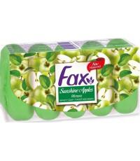 Fax туалетное мыло, Яблоко, 5шт x 70гр (45807)