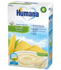 Humana молочная каша, кукурузная, c 4 месяцев, 200гр (75610)