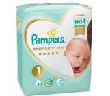Pampers Premium Care #1 подгузники, 2-5кг, 20шт (04507)