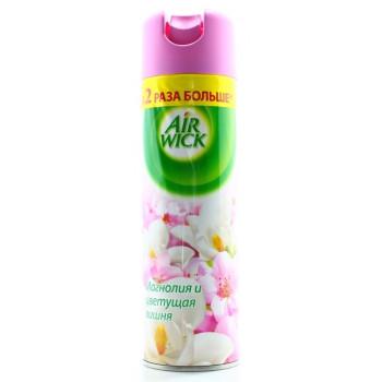 Air Wick освежитель воздуха, Магнолия и цветущая вишня, 500мл (07516)