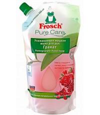 Frosch Pure care жидкое мыло для рук, запаска, Гранат, 500мл (11198)