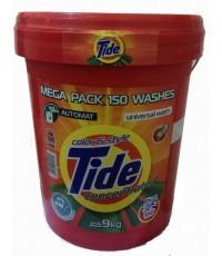 Tide стиральный порошок автомат, концентрированный, универсальный, 150 стирок, 9кг (00111)