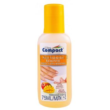 Compact жидкость для снятия лака, манго,  75мл (30983)
