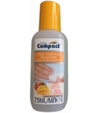 Compact жидкость для снятия лака, манго,  75мл (30976)