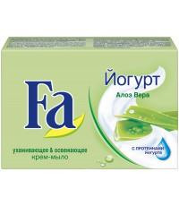 Fa крем мыло, Йогурт алоэ вера, 90гр (09362)
