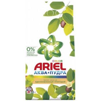ARIEL Color стиральный порошок автомат, для цветного белья, Аромат масла ши, 3кг (62089)