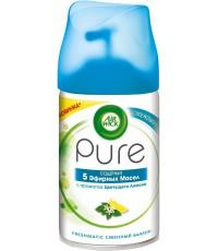 Air Wick Pure сменный баллон, c ароматом Цветущего Лимона, 250мл (91189)
