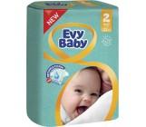 Evy Baby подгузники mini #2, 3-6кг, 32шт (05052)
