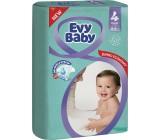 Evy Baby подгузники maxi #4, 7-18кг, 64шт (74324)