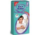 Evy Baby подгузники junior #5, 11-25кг, 48шт (03065)