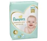 Pampers Premium Care подгузники #4, 9-14кг, 37шт (46491)