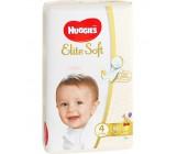 Huggies Elite Soft подгузники #4, 8-14 кг, 66шт (45301)