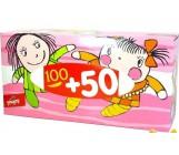 Happy универсальные гигиенические платочки, 150шт (20901)