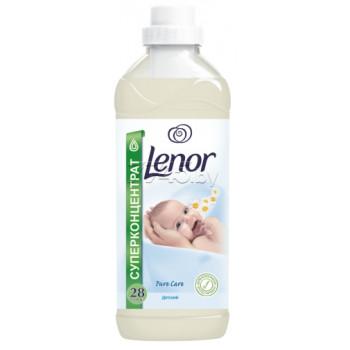 Lenor концентрат для белья, для чувствительной кожи, 1л (80786)