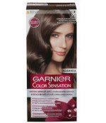 GARNIER Sensation краска (сияющий светло-каштановый) 5.0 (35833)