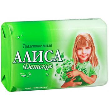 Свобода детское мыло, Алиса, 150гр (10608)