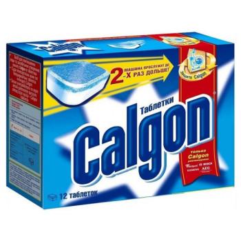 CALGON таблетки для стиральных машин, 12шт (03907)