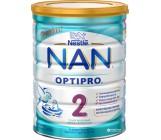 Nestle NAN OPTIPRO сухая молочная смесь, #2, с 6-12 месяцев, 800г (77530)
