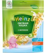 Heinz каша овсяная каша (с молоком) 5 месяцев 250 гр (01336)