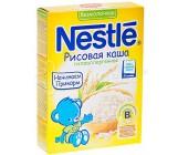 Nestle безмолочная рисовая каша, гипоаллергенная, с 4 месяцев, 200гр (31023)