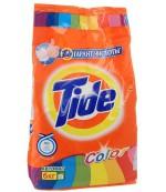 Tide Color стиральный порошок автомат, для цветного белья, 6кг (57252)