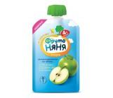 Фруто Няня пюре сашет гипоаллергенное, из яблок, c 4 месяцев, 90гр (06130)