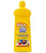Ушастый нянь гель для мытья детских принадлежностей (с чередой и календулой) 500мл (90818)