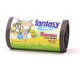 Fantasy пакеты для мусора, без затяжек,  35л*60шт (52867)