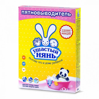 Ушастый Нянь пятновыводитель для детского белья, 500гр (40523)