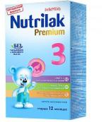 Nutrilak premium сухая молочная смесь, #3, c 12-18 месяцев, 350гр (18684)