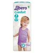 Libero comfort #7 подгузники, 16-26 кг, 42шт (89788)
