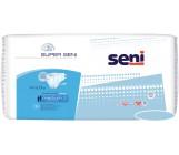 SENI  medium #2 подгузники для взрослых, 75-100см, 6 капель, 30шт (91400)