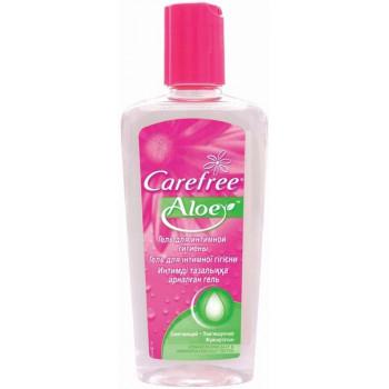 Carefree aloe гель для интимной гигиены 200мл (29780)