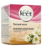 Veet теплый воск для депиляции с ароматом жасмина 250мл (05260)